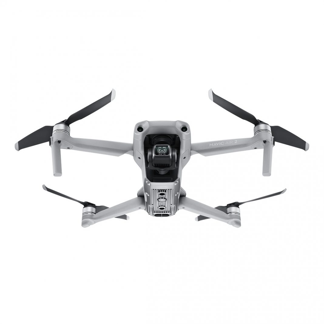 DJI's Mavic Mini 2